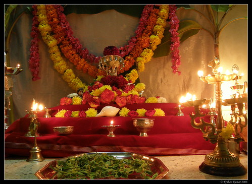 Janmashtami-Decoration