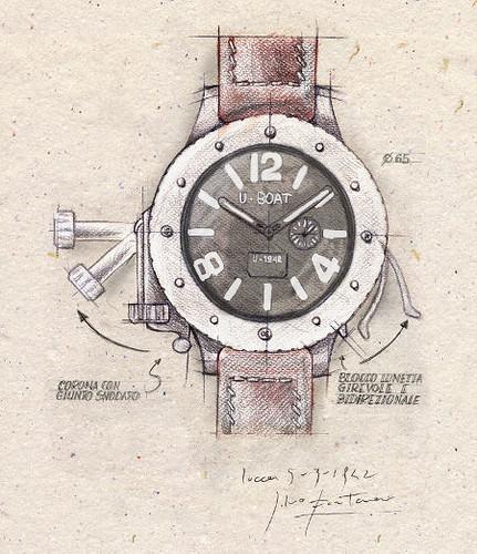 Original 1942 Concept by Ilvo Fontana
