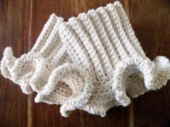Crocheted Victorian Cuffs
