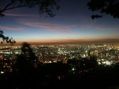 Beeeelo horizonte (mel reis) Tags: cidade minasgerais prdosol noite belohorizonte crepsculo