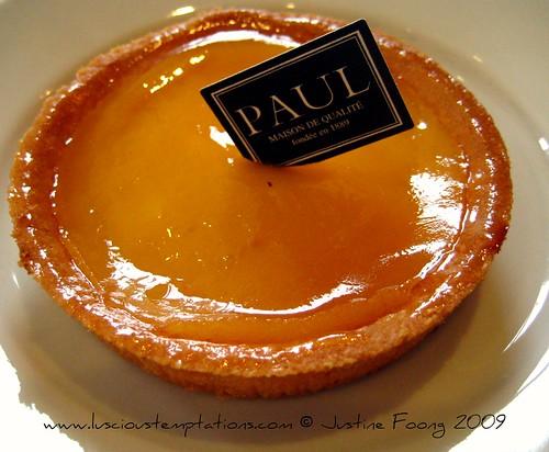 Tarte Au Citron - Paul, Holborn