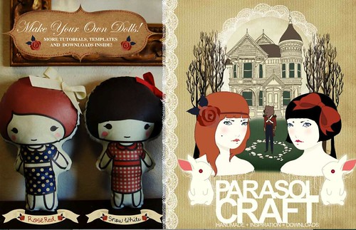 Say Hello to Parasol•Craft!
