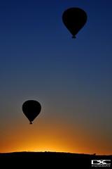 Balloons at Dawn (danleyc) Tags: two cy2 challengeyouwinner flickrchallengegroup flickrchallengewinner thepinnaclehof tphofweek41