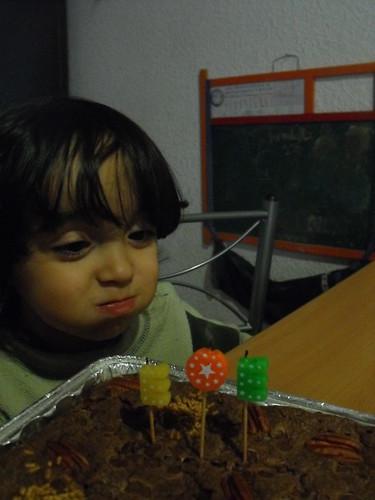 Jugando de cumpleaños