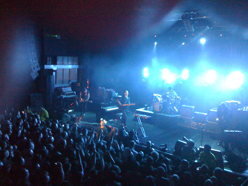 The Editors at O2 Academy, 10 September 2009