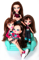 Kiani and Lilani sisters party:) (nochebueno260) Tags: bratz kiani lilani