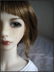 - waiting for you - (_Pandemonyum_) Tags: le tama luv bjd freckles kesha dollmore zaoll
