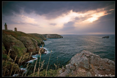 Cape Frhel (SdR Art Photography) Tags: sunset sea cliff france canon landscape eos tramonto mare bretagne francia atlanticocean paesaggio scogliera bretagna canoneos1dsmarkii llens oceanoatlantico canon1740mmf4usm phareducapfrhel wwwluxintenebracom sergiodelrosso capefrehl wwwluxintenbracom wwwsergiodelrossocom