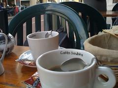 Cafe, Biarritz