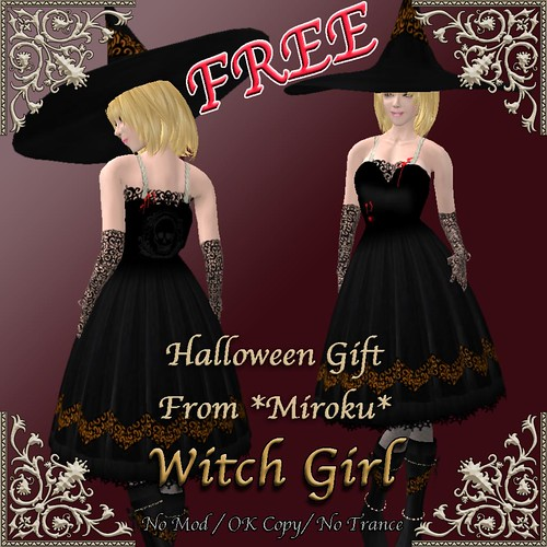 Witch Girl Free