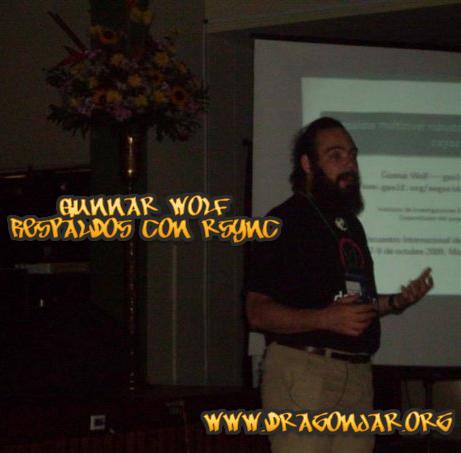 4004147584 f9622dca84 o Tercer Encuentro Internacional de Seguridad Informática   Día I
