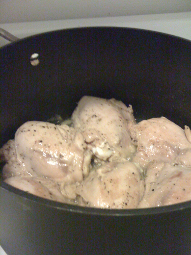 Braised Chicken Thighs - Photo Courtesy of Greg Palmer