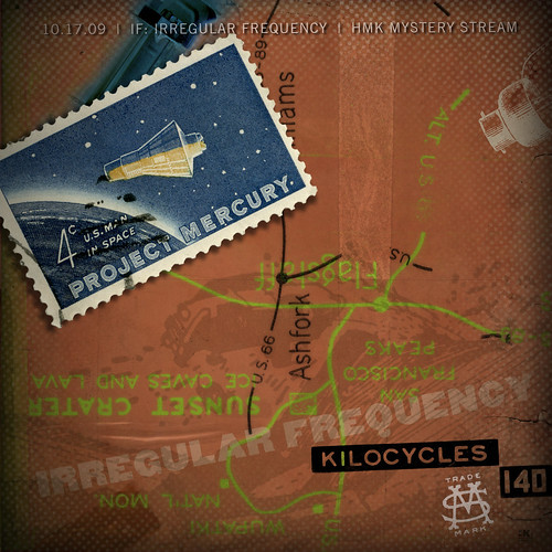 Irregular Frequency Netwerk Presents HMK Mystery Stream Episode 140: KiloCycles