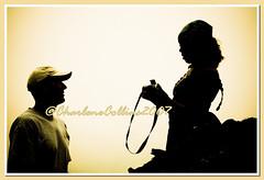 Cinchona: Flirt (Charlene Collins.still charlene) Tags: mist flirt kingston jamaica standrew coquettish highinthehills girlmeetsboy cinchonabotanicalgardens empadminfavesoct2009 cincona