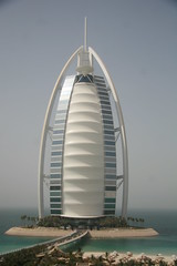 Burj al Arab hotel, Dubai (chris.bryant) Tags: ocean sea sky sun sol beach beautiful architecture buildings hotel mar dubai afternoon uae bluesky palmtrees burjalarab cielo picturesque unitedarabemirates arabiangulf plams cieloazul opulence otw 5photosaday flickraward theunforgettablepictures aplusphotos theperfectphotographer worldtrekker qualitypixels vanagram grouptripod oletusfotos artofimages saariysqualitypictures atomicaward expensivehotels expressyourselfaward platinumbestshot