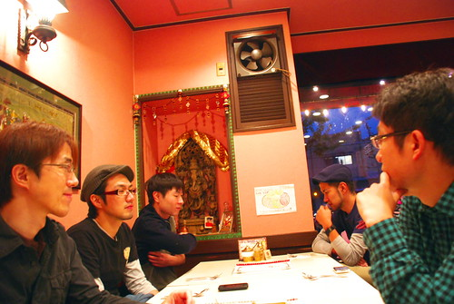 宮澤さん、大串さん、miyoshi さん、banjo さん、星野さん