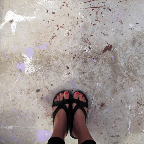 Concrete calling