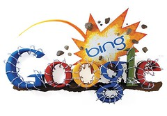 Bing trying to challenge Google