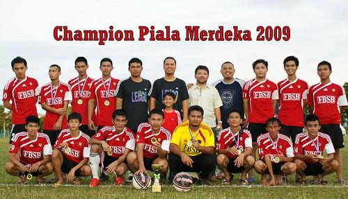 Champion Piala Merdeka 2009