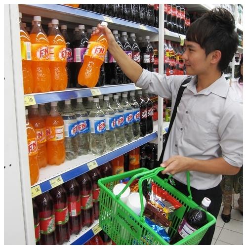 F&N shopping 2