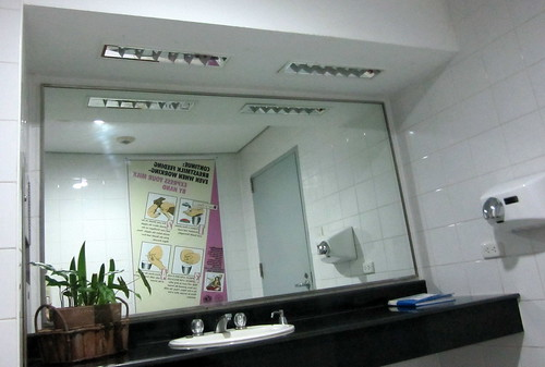 davao airport breastfeeding station
