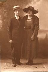 John Tierney & Mary Egan