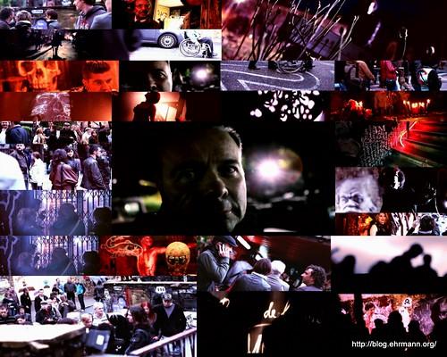 Vidéo de la Nuit Européennes des Musées 2011 à la Demeure du Chaos avec son univers Onirique…
