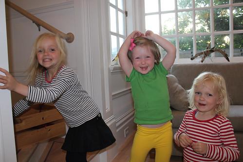 ella, dottie, and erna