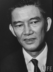 Ngo Dinh Nhu, brother of the Pres. of South Vietnam Ngo Dinh Diem. 9-1963 par VIETNAM History in Pictures (1962-1963)