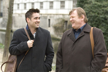 Colin Farrell and Brendan Gleeson - In Bruges