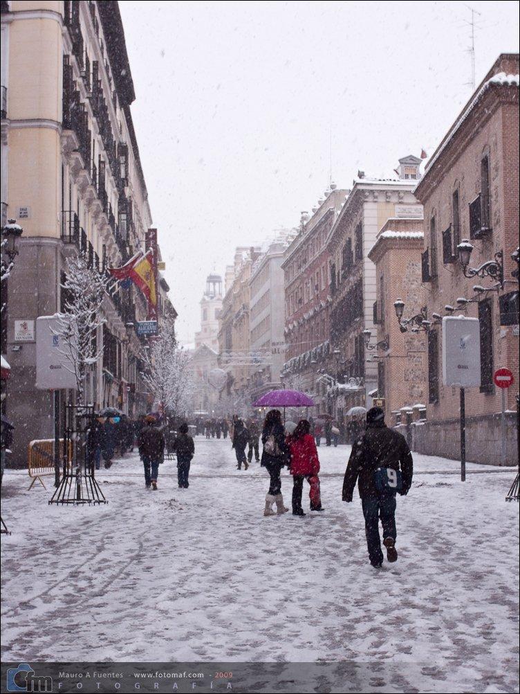 Nieva en Madrid-090109120150