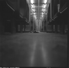 Train (boncey) Tags: england blackandwhite bw 120 6x6 film monochrome train mediumformat square iso3200 diy delta richmond surrey squareformat mf agfa ilford isola ilforddelta3200 3200iso ddx ilfordddx ilforddelta agfaisolai homedev film:format=120 img120001 ilfordilfotecddx film:brand=ilford film:iso=3200 filmdev:recipe=5101 photodb14938 developer:brand=ilford film:name=ilforddelta3200 camera:model=agfaisolai photodb:id=14938 developer:name=ilfordilfotecddx