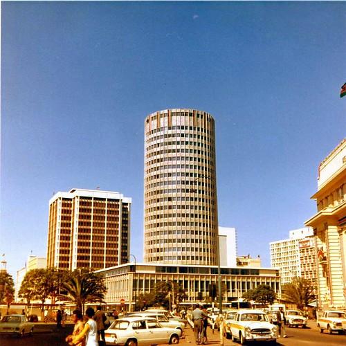 Hilton hotel in Nairobi