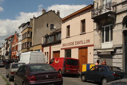 Cantillon facade