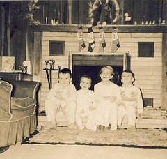 Kane.Christmas (Dreaming in the deep south) Tags: tom bill jim 1950s kane earlydays laurelavenuechristmas