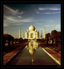 Taj Mahal , Agra (prateek_pk) Tags: india monument flickr award taj mahal agra flickraward