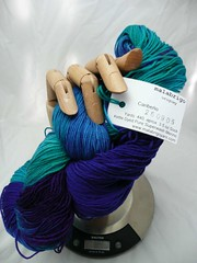 Malabrigo sock - caribeno