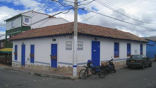 Bogota restaurant