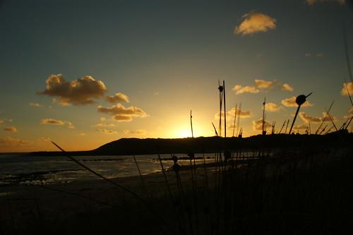 Sunset Phillip Island - by Michael Scott