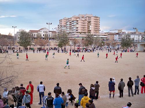 Soccer-Valencia