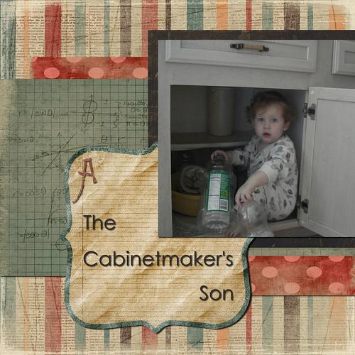 Cabinetmaker #5