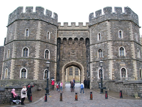Windsor Castle Gate