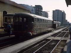 Circumetnea (El-tra) Tags: railroad train eisenbahn railway zug sicily etna catania sizilien circumetnea tna