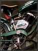 What whizzes the Whizzer (Dusty_73) Tags: 1948 bike bicycle vintage kodak engine fresno cycle farms motor schwinn moped 48 powered whizzer simonian