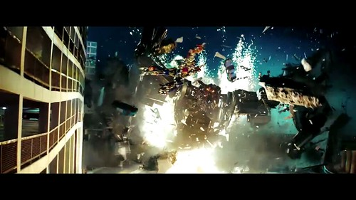 Transformers 2 Constructicon Terex RH400 Optimus