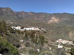 Gran Canaria - Risco Blanco, Pozo de las Nieves & Santa Lucía