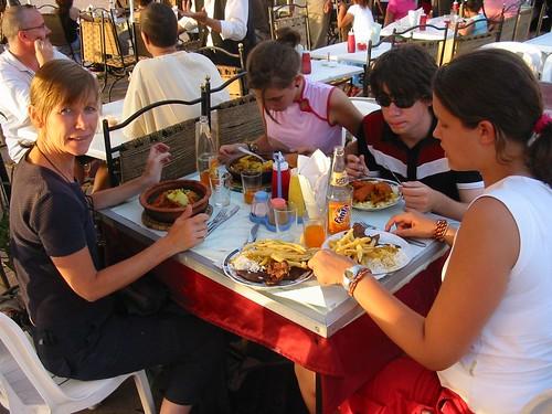 Ons resto: Toubkal op Dejema El Fna
