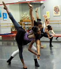 Dance Theater of Harlem Ensemble (trudeau) Tags: dance louisiana theater harlem carol ensemble shreveport anglin