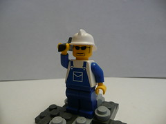 TF2: The Engineer (Hessianizer) Tags: 2 guy soldier demo team lego scout sniper spy pyro heavy medic fortress engineer weapons engie tf2 demoman hessianrach