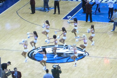 Dallas Maverick Dancers (Sheehan Family) Tags: basketball dallas texas cheerleaders dancers americanairlinescenter nba dallasmavericks sacramentokings dallasmaverickdancers